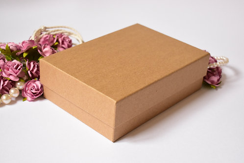 ADD ON: Gift Box for a Scroll | Kraft Brown