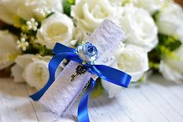 "Royal Blue ""I Love You"""