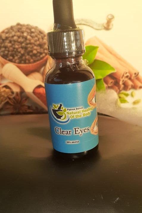 Clear Eye Formula