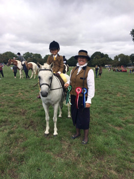 Lots of rosettes and smiles here.jpg