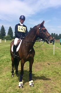 Moreton Morrell Horse Trials