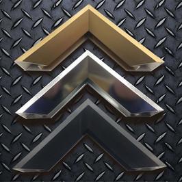 Molduras de Alumínio