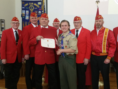 Eagle Scout Hall of Honor