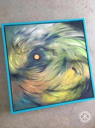 No. 796 framed