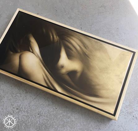 No. 362 framed