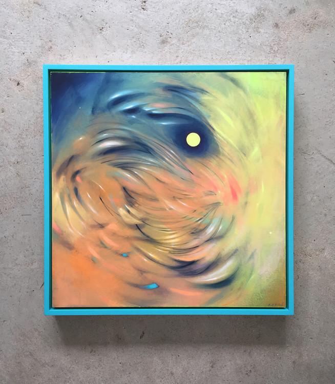 No. 462 framed