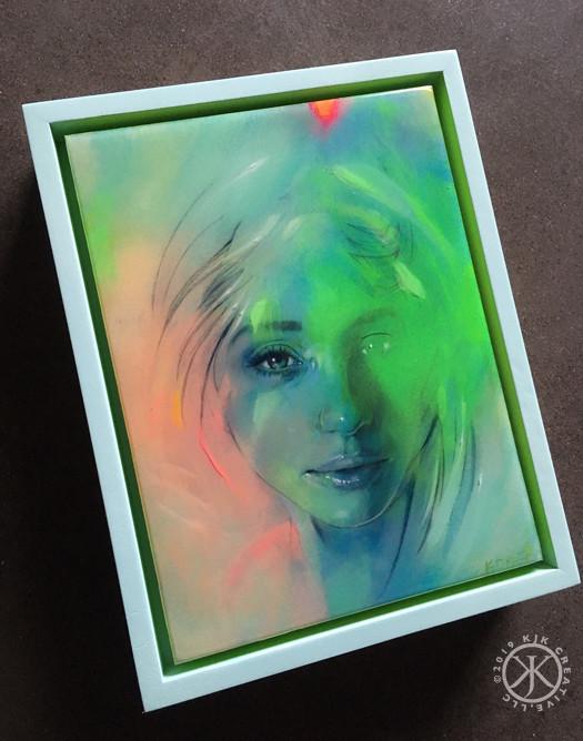 No. 472-2 framed