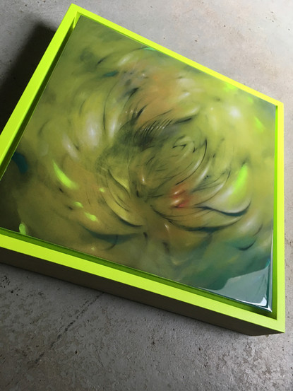 No. 441 framed