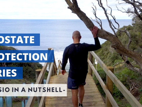 """Prostate Protection Series – Physio in a Nutshell"""