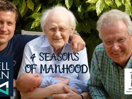 4 SEASONS OF MANHOOD