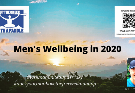 Men's Wellbeing in 2020