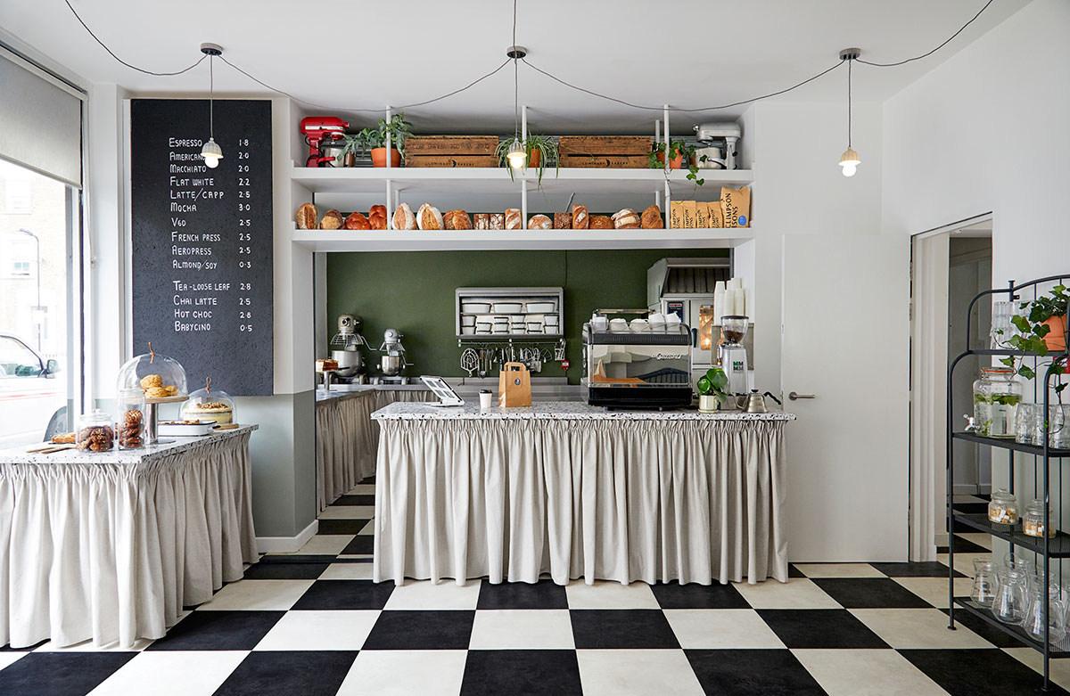 Luminary Bakery cafe