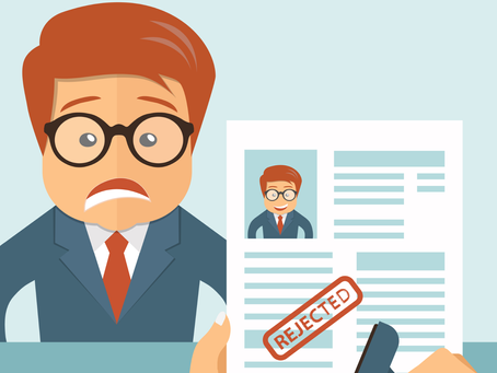 How to handle job rejections and the best job rejection email I've ever received