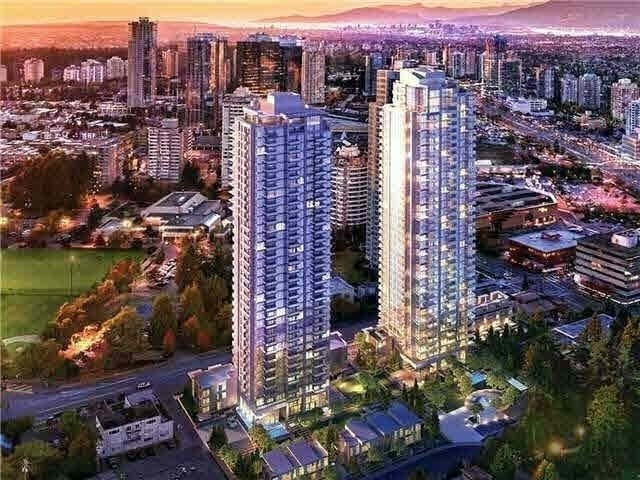 Burnaby - 2 High-rise Buillding - 2017-18