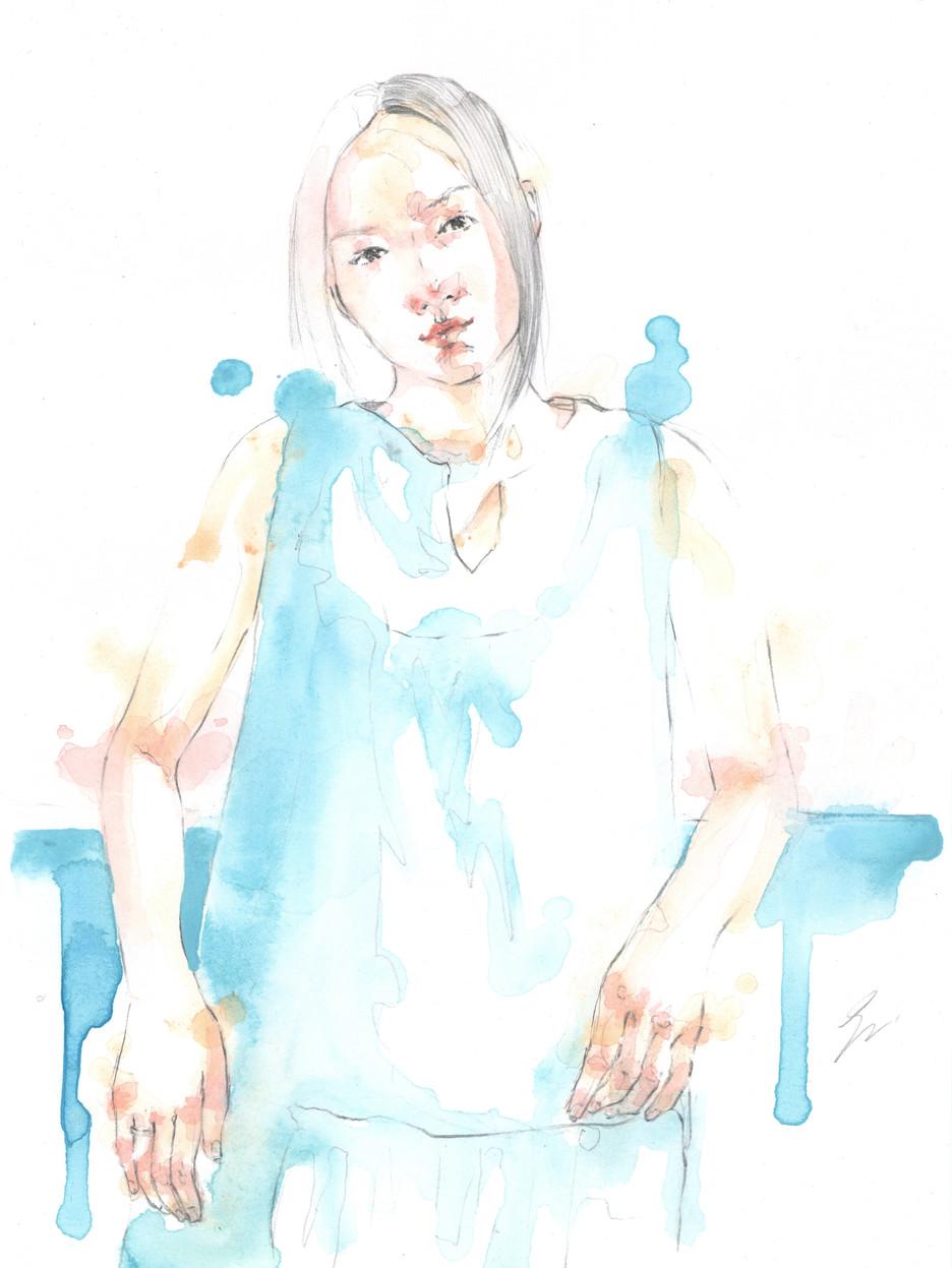 【冬日・愛】Cecilia Choi 蔡思韵