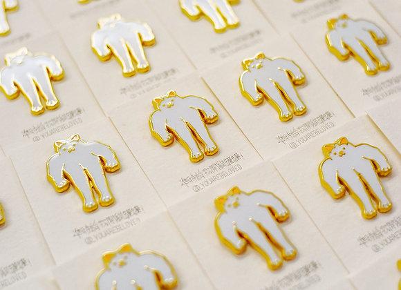 You Are Beloved Metal Pin (2)
