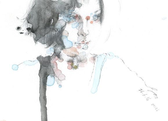 Art Print 這個殺手不太冷(Léon: The Professional) Mathilda
