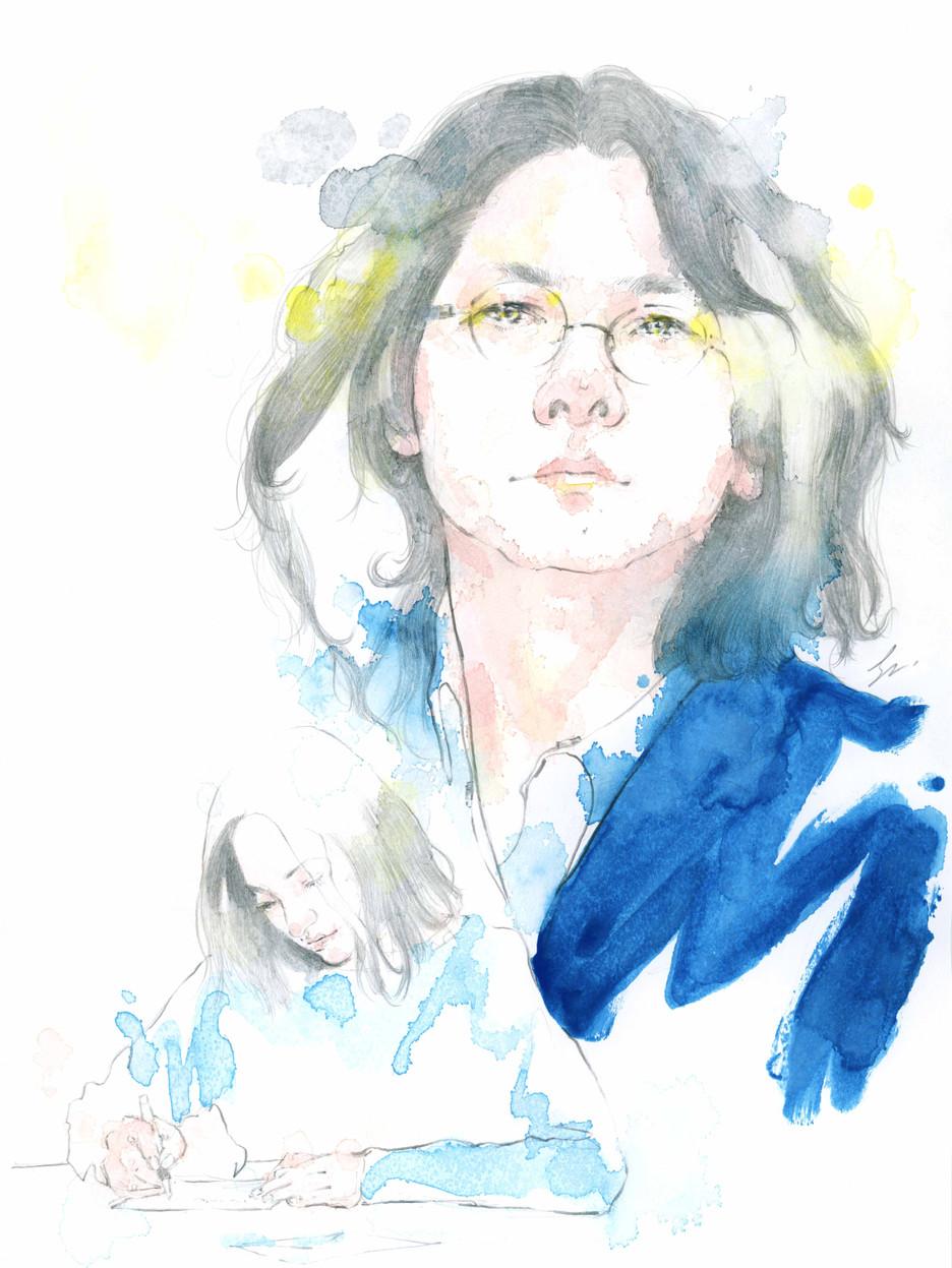 專訪 岩井俊二 《你好之華》