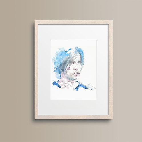 Art Print 倒帶人生 (Mr. Nobody)