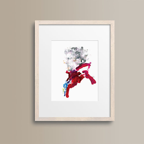 Art Print 奇異博士 (Doctor Strange)