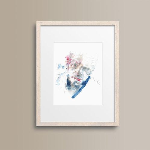 Art Print 天堂無門 (Son of Saul)