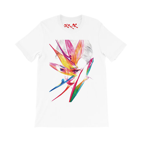 花開花落 A Time To Bloom T-Shirt (Red)