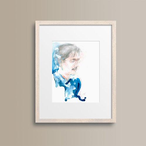 Art Print 單身動物園 (The Lobster)