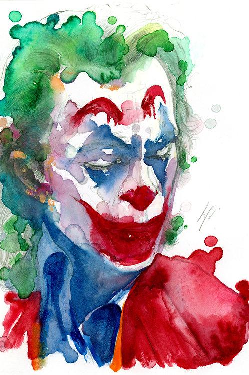 Art Print 小丑(Joker)