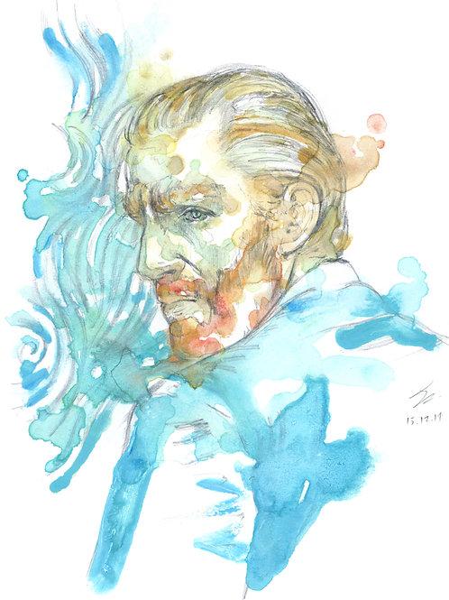 Art Print 情謎梵高 (Loving Vincent)