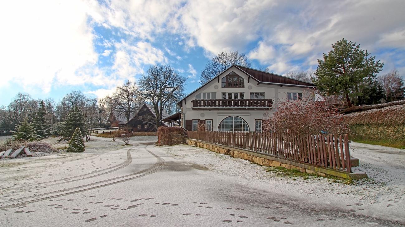 Penzion na prodej, Vojtíškov, Malá Morava