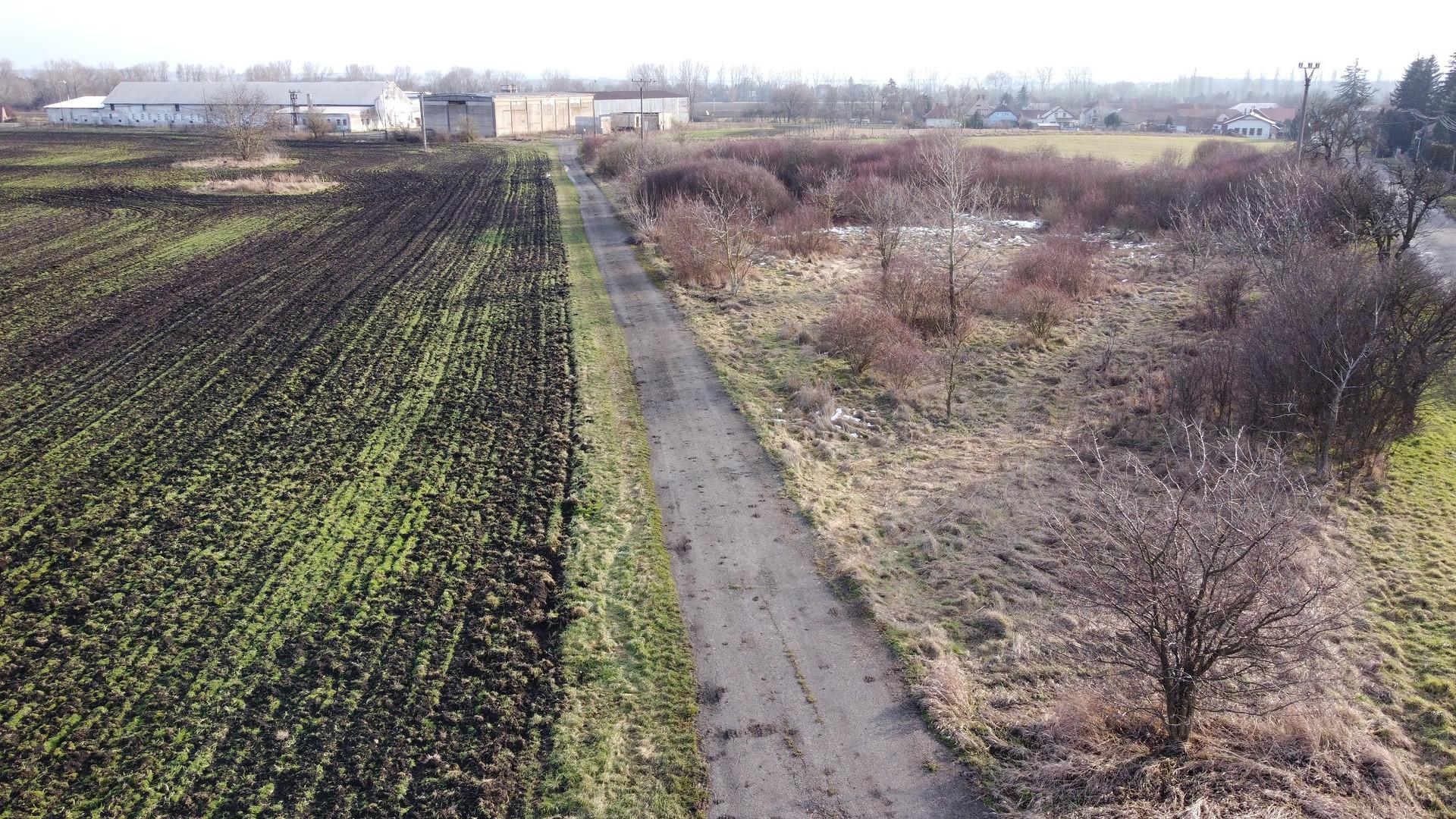 Stavební pozemky Opolánky, okr. Nymburk