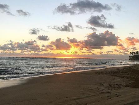 ...sunrises and runs