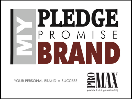 Creating & Living Your Personal Brand
