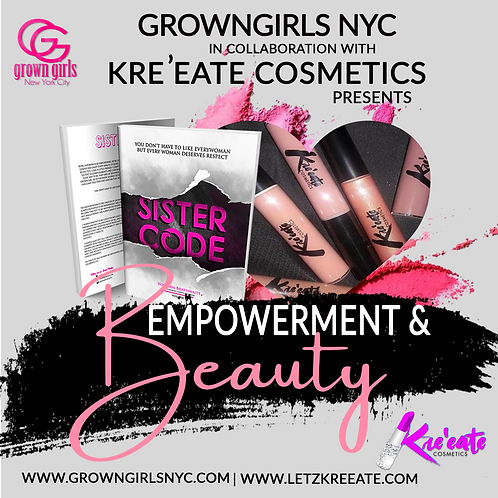 Empowerment & Beauty HolidayBundle