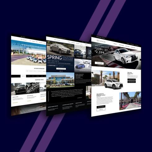 Lexus Digital Marketing