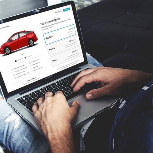 Buy Vehicles Online