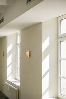 Fenster im Seminarraum