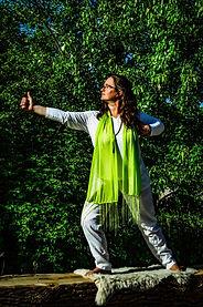 Danijela Weiner Meinwärts Yoga Cafe Seminarraum Lahr