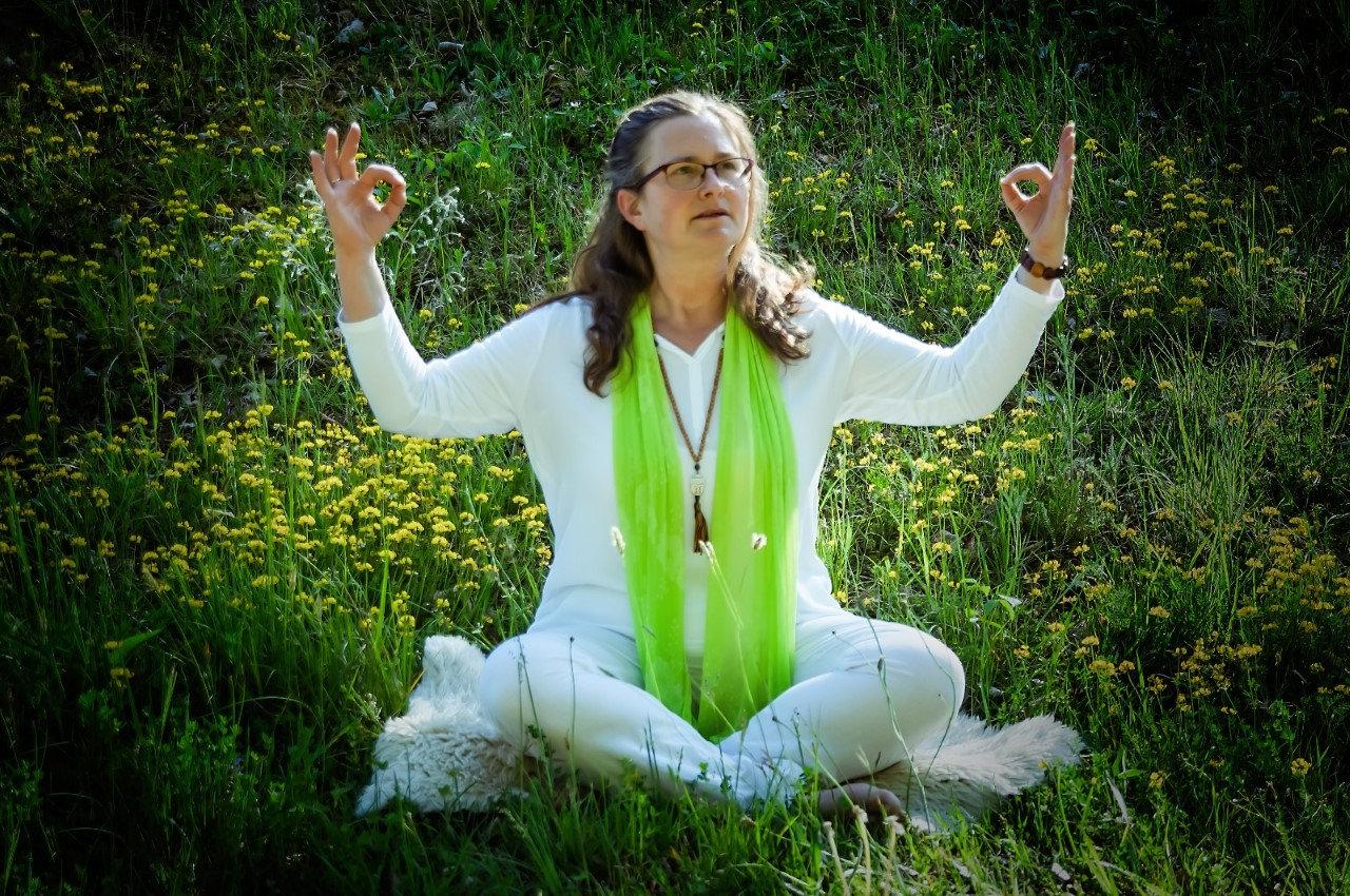 Kundalini Yoga - Komm in deine Mitte