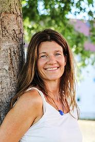 Brigitte Rauch Meinwärts Yoga Cafe Seminarraum Lahr