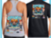 Coral Head Musicfest 2020 Racerback Mock