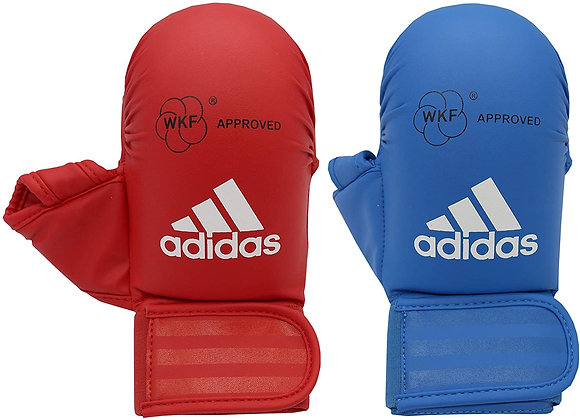 Adidas WKF karate Mitts With Thumbs