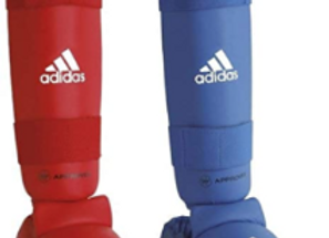 WKF Shin & removable instep Pads