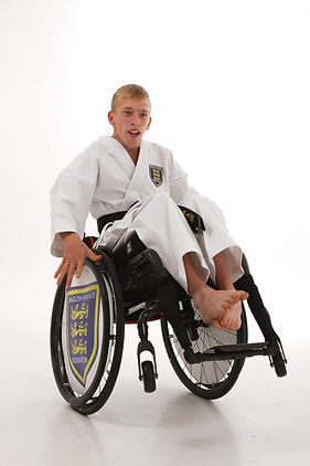 Inclusive Karate Club / Para Karate