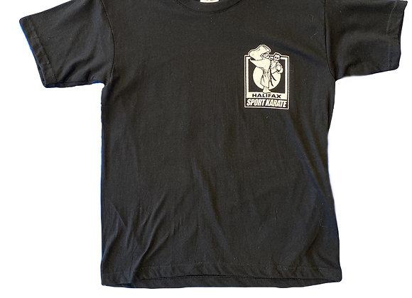 Halifax Sport karate Adults T shirt