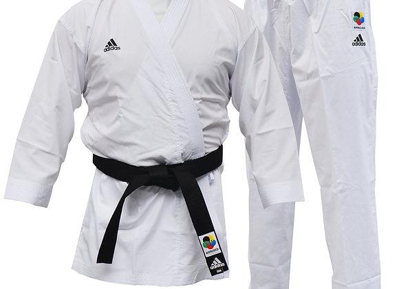 WKF Adidas Light kumite karate suit