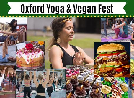Oxford yoga festival