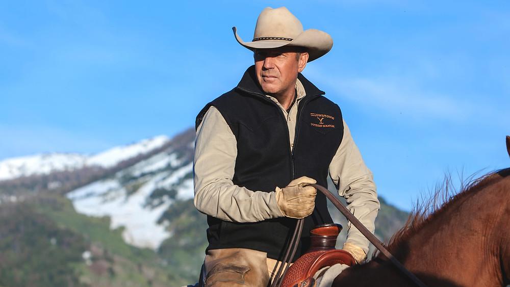 John Dutton, the main character in Yellowstone