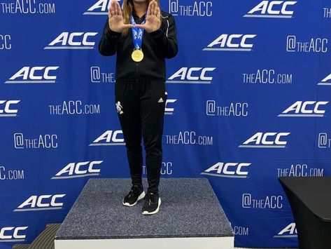 West Island Native Wins ACC Diving Championship