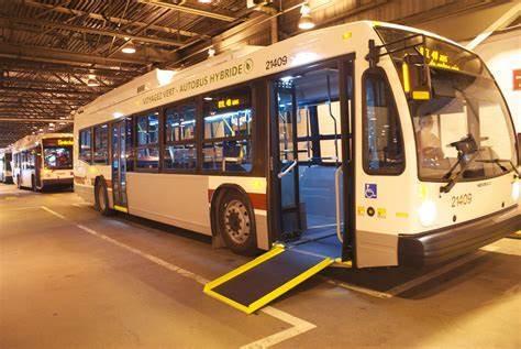 RTL bus Longueuil